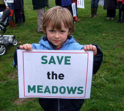 SBM Please save our meadows!