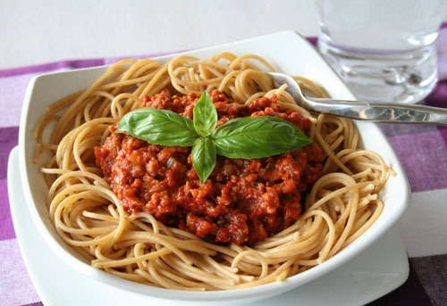 Spaghetti Bolognese | Bit of the Good Stuff