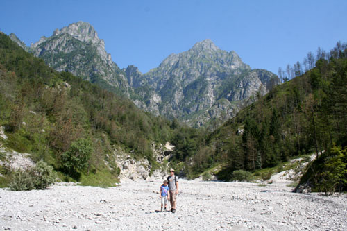 Hiking in Italy 1