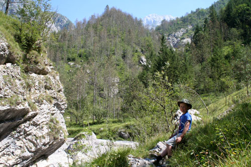Hiking in Italy 3