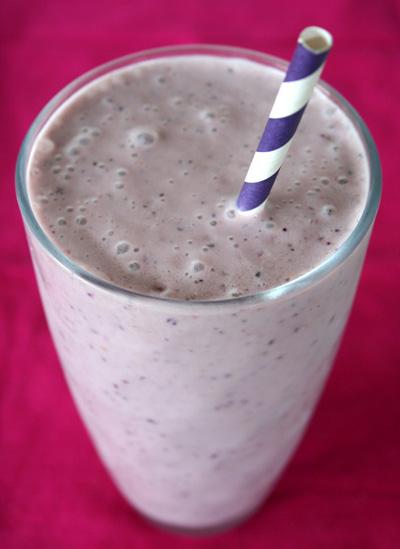 Berry Milkshake 400