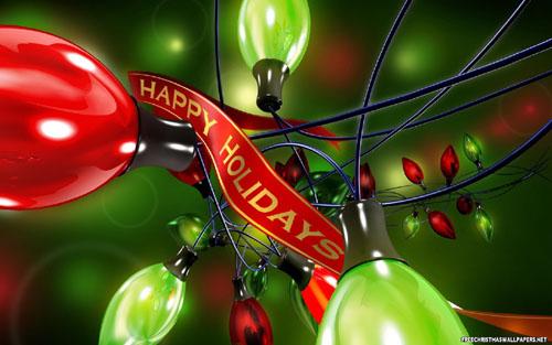 Happy Holidays 500