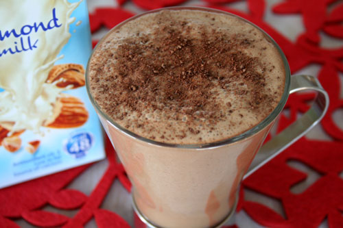 Spiced Hot Chocolate with Protein & Omega 3 - 500