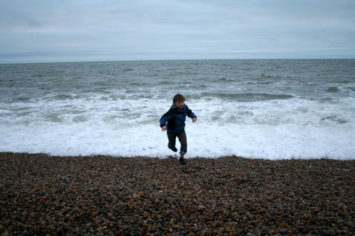 Chesil Beach 2 - 500