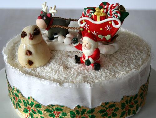 Christmas Cake 2 2012 - 500