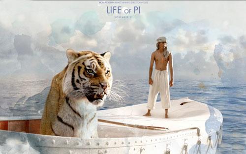 Life of Pi - 500