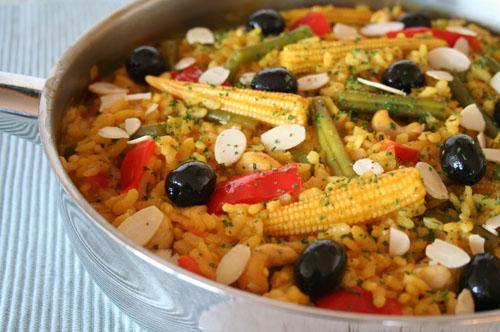 Spanish Veggie Paella 4 - 500