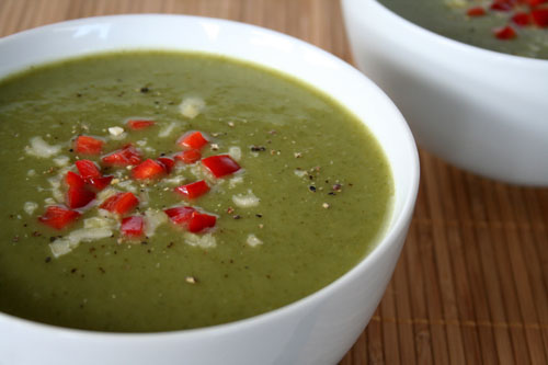 Watercress & Leek Soup - 500