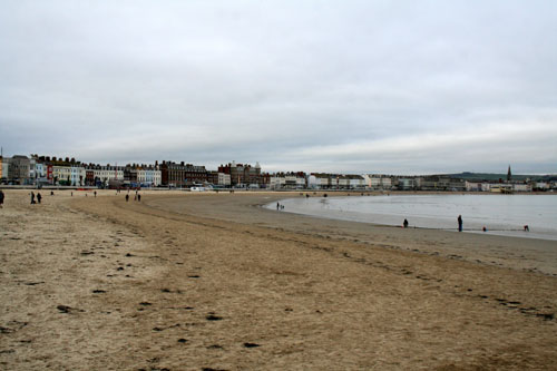 Weymouth Beach 1 - 500