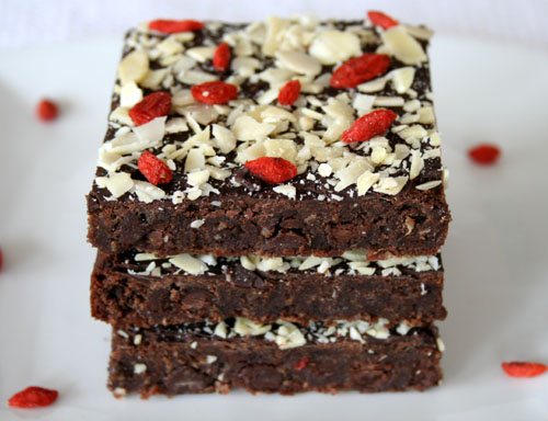 Black Bean Brownie 2 - Vegan & Wheat Free - 500