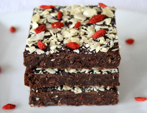 Black Bean Brownie 2 - Vegan & Wheat Free - 500