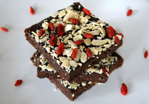 Black Bean Brownie - Vegan & Wheat Free - 500