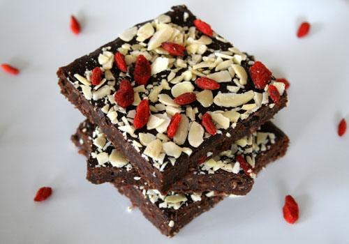 CCK's Black Bean Brownie - Vegan & Wheat Free