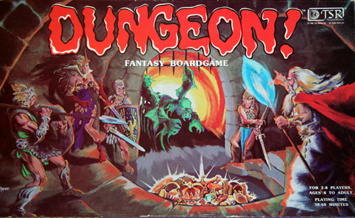 Dungeon Game 1