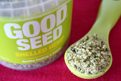 Good Hemp Shelled Seeds