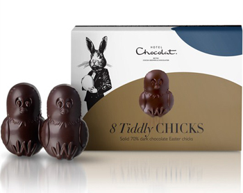 Hotel Chocolat tiddly-chicks-70-dark