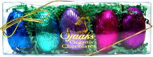 Viva Sjaaks Chocolate Filled Eggs
