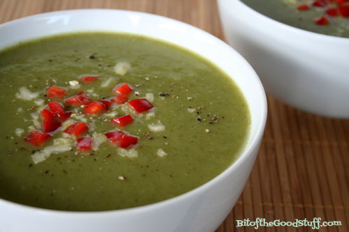 Watercress & Leek Soup - 500 copy