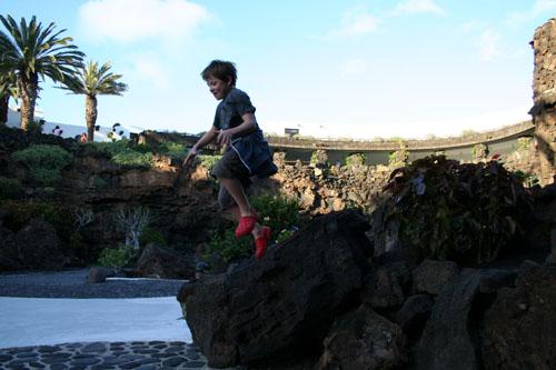 Lil L at Los Jameos del Agua 2 Lanzarote - 500