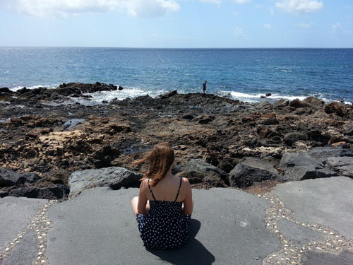 Meditating in Lanzarote 1 - 500