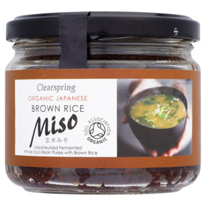 Clearspring Brown Rice Miso