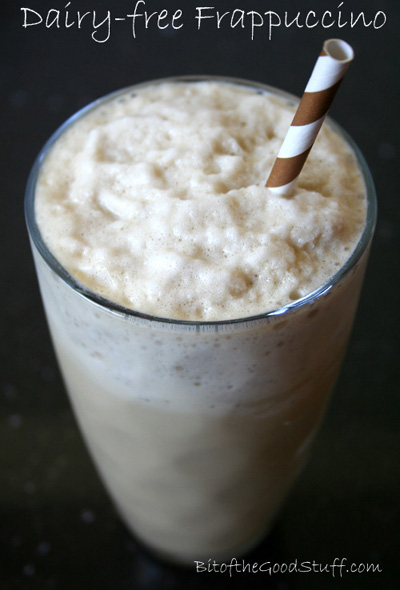 Dairy Free Frappuccino 400