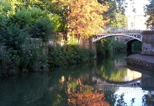 Kennet & Avon Canal - By Sydney Gardens