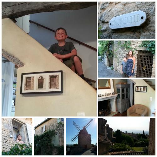 La Joliette Goult Collage