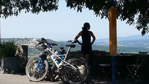 Me Biking in France 2013