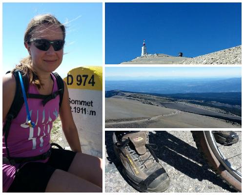 Me Cycling Mont Ventoux