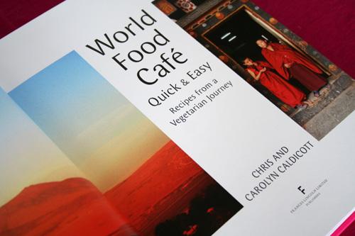 World Food Cafe Book 2 500