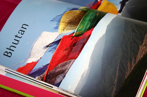 World Food Cafe Book - Bhutan 500