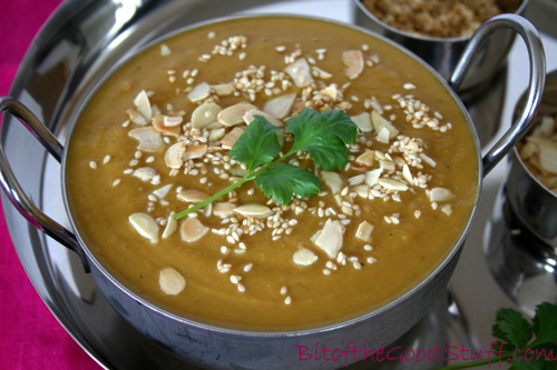 Lightly Curred Vegetable and Lentil Soup 2 - 500 copy