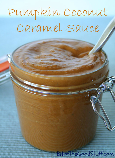 Pumpkin Coconut Caramel Sauce copy 400