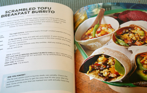 Kathy describes these as 'Breakfast Burritos' but I'd happily eat them for breakfast, lunch or dinner!