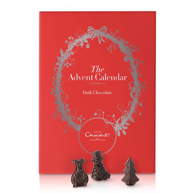Hotel Chocolat Dark Chocolate Advent Calendar