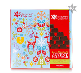 Montezumas Vegan Dark Chocolate Advent Calendar