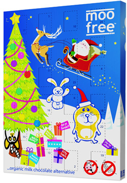 Moo Free Advent Calendar 250