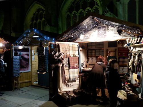 Bath Christmas Market 2013 1