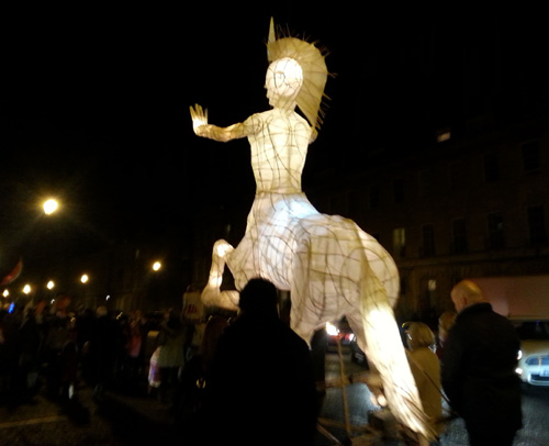 Bath Lantern Parade 2013 1
