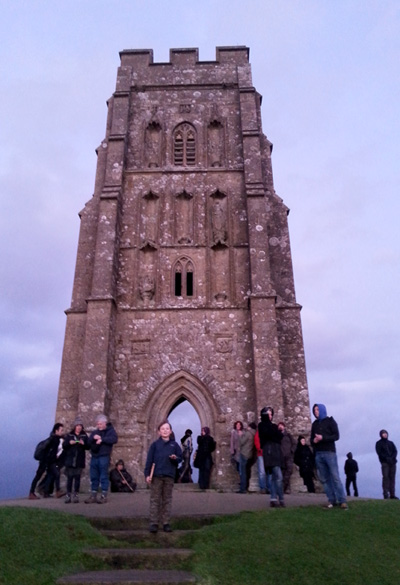 Glastonbury Tor 400