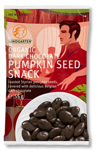 Landgarten Dark Chocolate Pumpkin Seeds