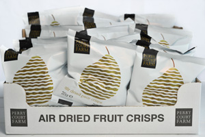 Perry Court Farm Pear Crisps 2