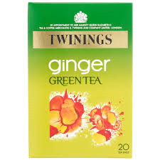 Twinings Green Tea with Ginger