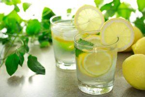 Warm Water and Lemon
