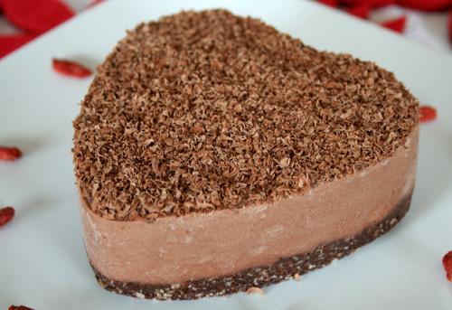Chocolate Cashew Cheese Cake (Vegan / Dairy Free / Gluten Free)