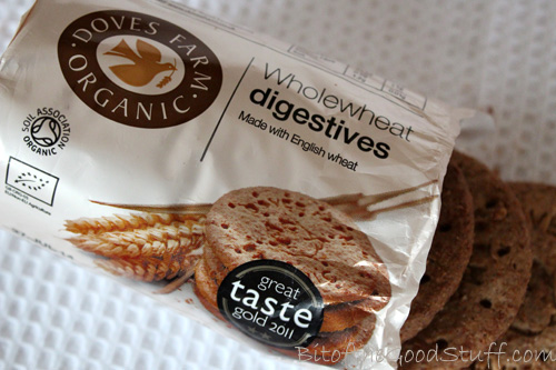Doves Wholewheat Digestive Biscuits