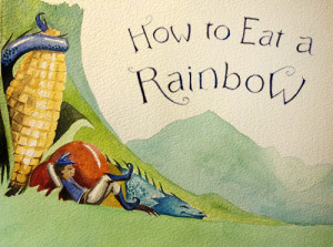How to Eat a Rainbow