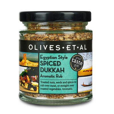 Olives et al Spiced Dukkah