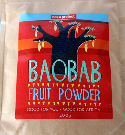 Baobab Fruit Powder Pouch